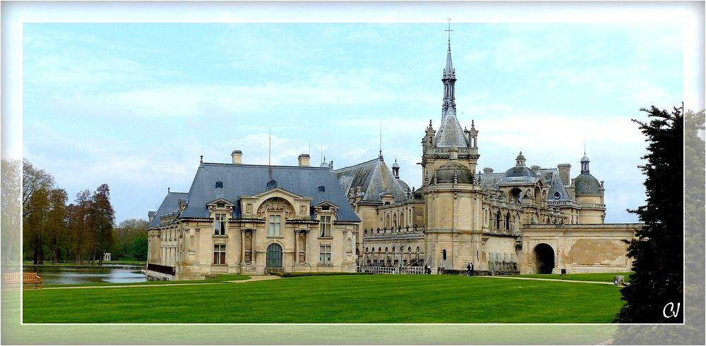 Mus e du cheval de chantilly oise - Architecte chantilly ...
